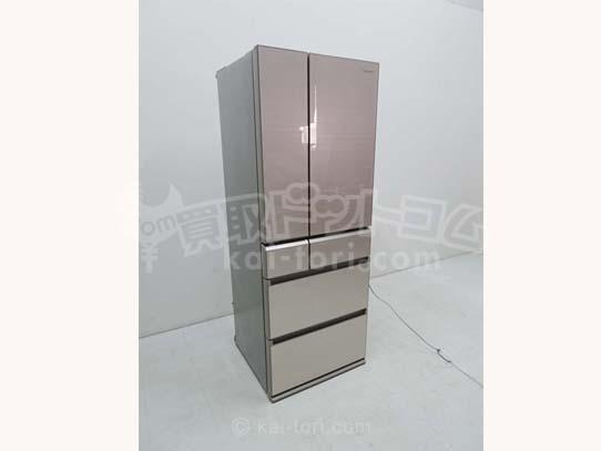 買取金額 60,000円 Panasonic パナソニック ファミリー冷蔵庫 パーシャル搭載冷蔵庫 NR-F511XPV-N 2016年製