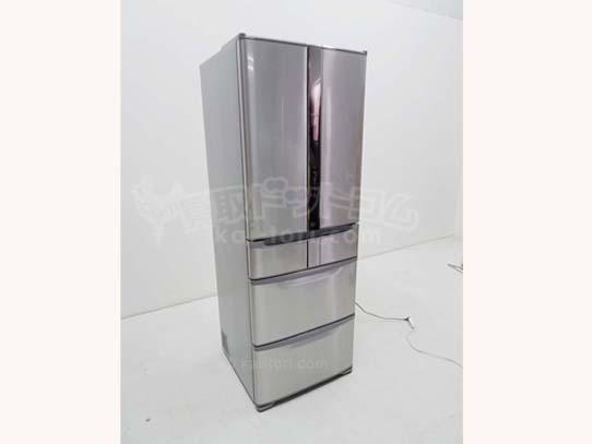 買取金額 30,000円 HITACHI 日立 冷蔵庫 フレンチ6ドア 真空チルド R-F440F 430L 2015年製