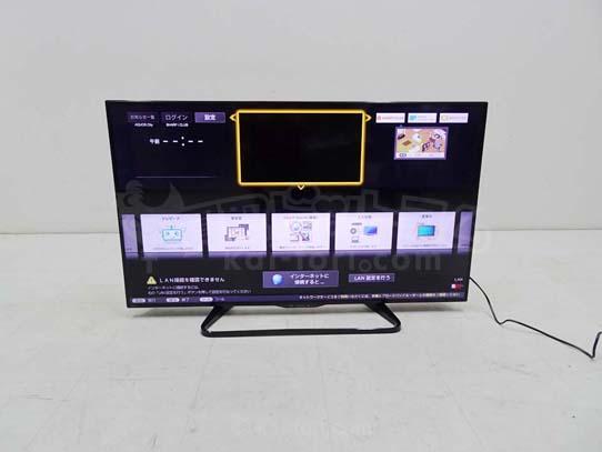 買取金額 30,000円 SHARP シャープ AQUOS アクオス 液晶テレビ LC-50W35 50インチ 2017年製