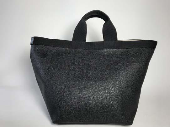 買取金額40,000円 エルベシャプリエ GPライン トートバッグ 黒