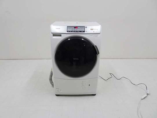 買取金額 16,000円 Panasonic パナソニック エコナビ プチドラム洗濯乾燥機 NA-VD130L 7キロ 2014年製