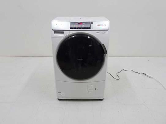 買取金額10,000円 Panasonic パナソニック エコナビ プチドラム洗濯乾燥機 NA-VD130L 7キロ 2014年製