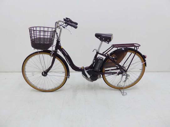 買取金額 10,000円 YAMAHA ヤマハ PAS ナチュラ 電動アシスト自転車 26インチ