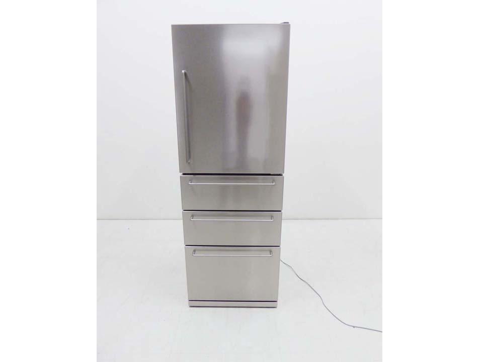 買取金額 20,000円 無印良品 MUJI 良品計画 4ドア ステンレス 冷蔵庫  MJ-R36SA 355L 2015年製