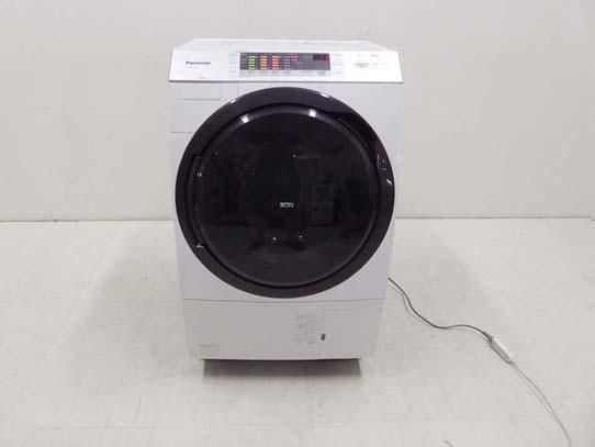 買取金額10,000円  Panasonic パナソニック ドラム式電気洗濯乾燥機 ヒートポンプ NA-VX3500L 9キロ 2014年製