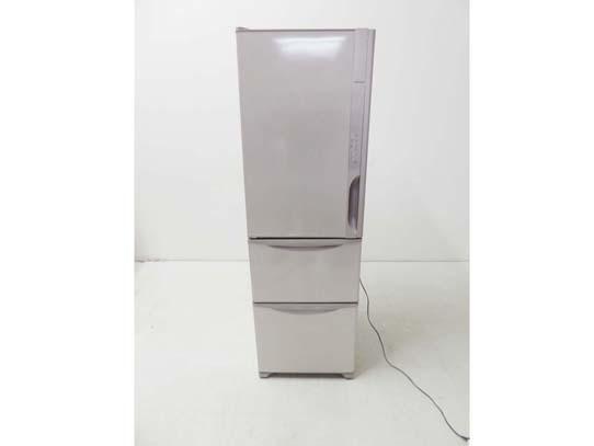 買取金額  10,000円   HITACHI 日立 3ドア冷蔵庫 真空チルド R-K320GV 315L 2016年製