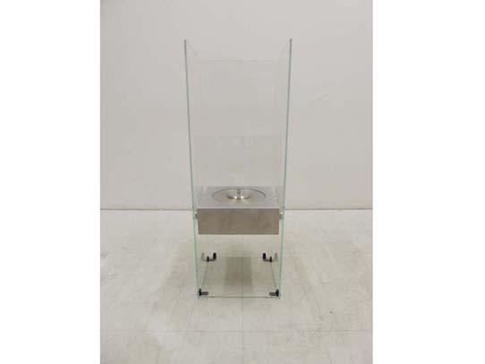 買取金額 140,000円 ecosmartfire エコスマートファイヤー Ghost バイオエタノール 暖炉