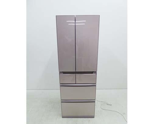 買取金額  30,000円 三菱電機 置けるスマート大容量 WXシリーズ  冷蔵庫 MR-WX48Z-P1 470L 2016年製