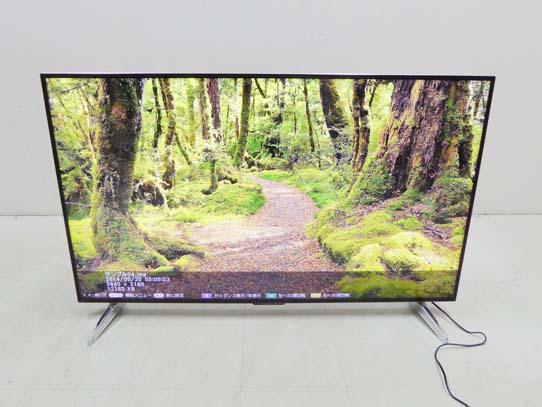 買取金額20,000円  SHARP シャープ AQUOS LC-60US20 4K液晶テレビ 60インチ 2015年製
