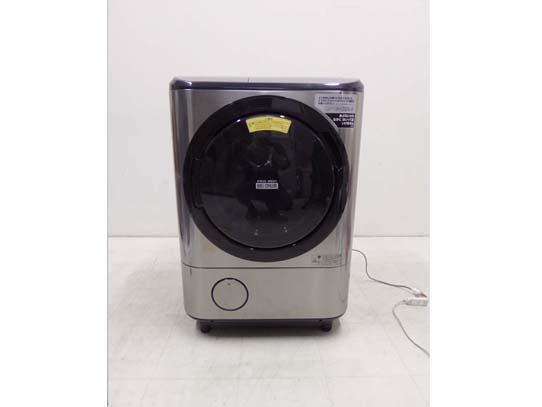 買取金額 85,000円 HITACHI 日立 2018年製 ドラム洗濯乾燥機 ヒートリサイクル 風アイロン ビッグドラム BD-NX120CL