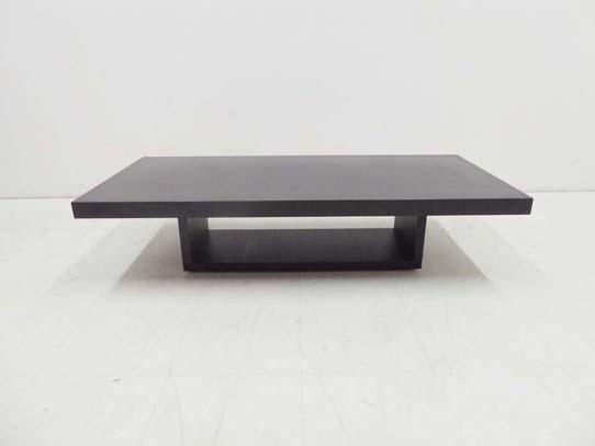 買取金額 30,000円 Cassina ixc カッシーナ 180 BLOX ブロックス ローテーブル
