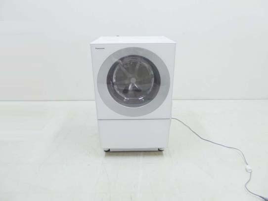 買取金額  50,000円  Panasonic パナソニック 2018年製 ななめドラム洗濯乾燥機 Cuble キューブル NA-VG730L 7キロ