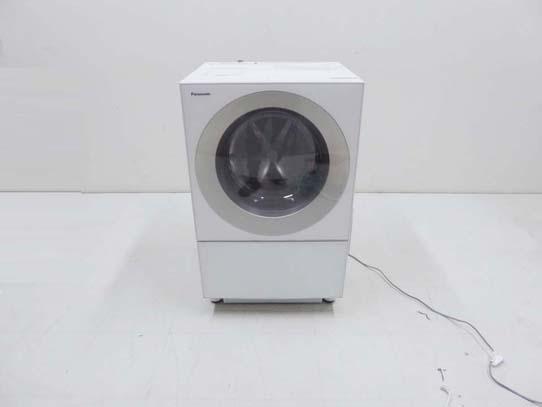 買取金額 40,000円 Panasonic パナソニック ななめドラム洗濯乾燥機 Cuble キューブル NA-VG720L 7キロ 2017年製