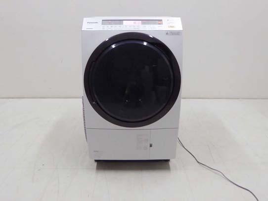 買取金額50,000円 Panasonic パナソニック ななめドラム洗濯乾燥機 NA-VX8900L 11キロ 2019年製