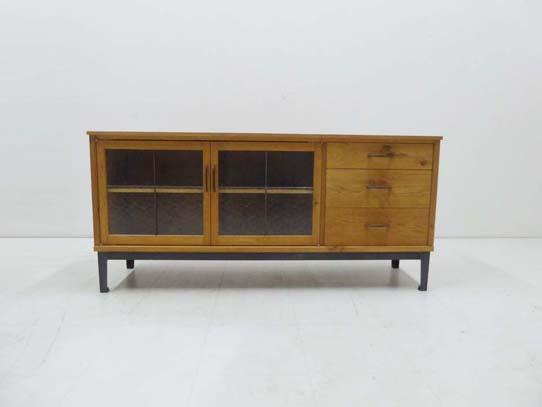 買取金額 120,000円 TRUCK Furniture トラックファニチャー GATTO SIDEBOARD サイドボード キャビネット 幅145㎝