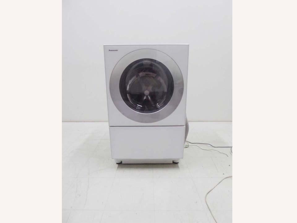 買取金額 30,000円 Panasonic パナソニック Cuble キューブル ななめ ドラム洗濯機 NA-VG710L 2017年製