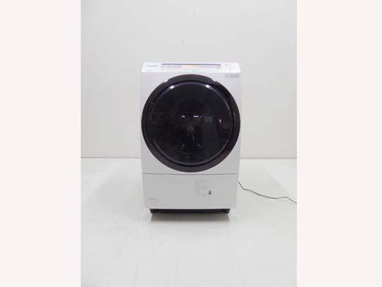 買取金額70,000円 Panasonic パナソニック 2019年製 NA-VX800AL ななめドラム洗濯乾燥機 11キロ