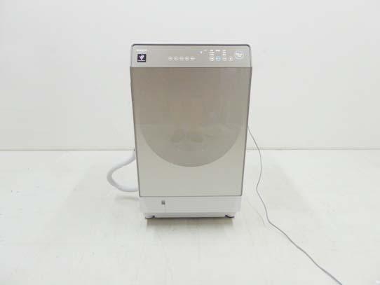 買取金額 55,000円 SHARP シャープ ドラム式洗濯乾燥機 2019年製 マイクロ高圧洗浄 プラズマクラスター ES-G111-NR 11.0kg/乾燥6.0kg