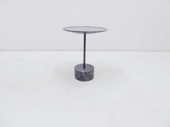 買取金額 100,000円 Cassina カッシーナ 194 9NOVE ノーヴェ 大理石 サイドテーブル グレーカルニコ